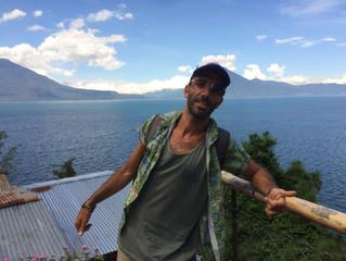 #Chapitre III Leo y sus secuaces , Panajachel, San Marcos y el bello Lago Atitlán