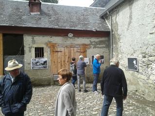 Expo/D1-Journée du reportage à Bourisp, France