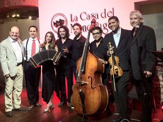 El Yeite con Juan Maurin, Valesa Rivera y Fernando Herrera