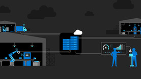 Azure Industry Use Case Infographics