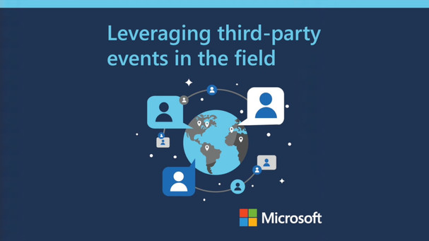 Field Marketer's guide to leveraging third party events