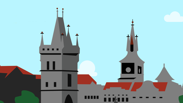 Prague event template