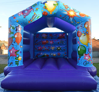 Bouncy Castle Hire Moray