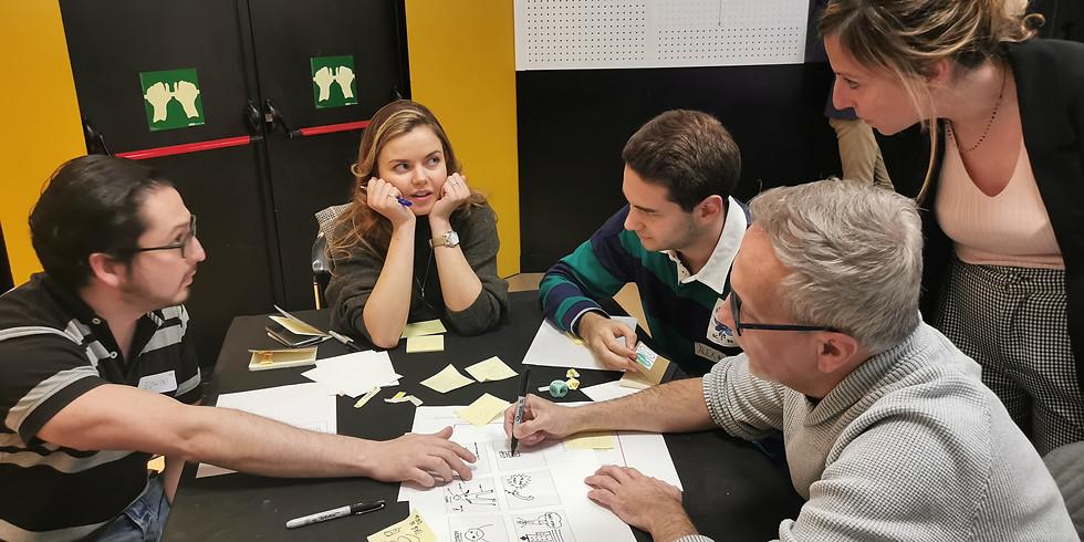 [Postpuesto] Diseñando soluciones sostenibles con Creativikit ®