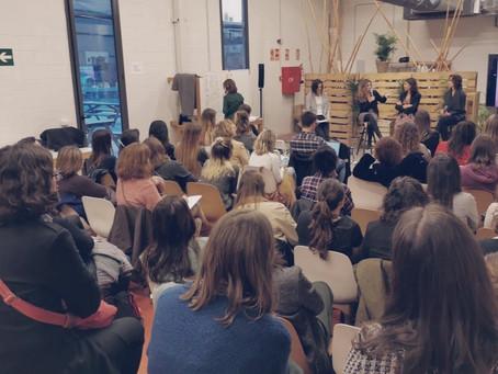 TechBloom celebra la Women's Week junto a Impact Hub - #Tech4FEM