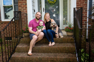 Family Portraits-We LOVE our dogs!