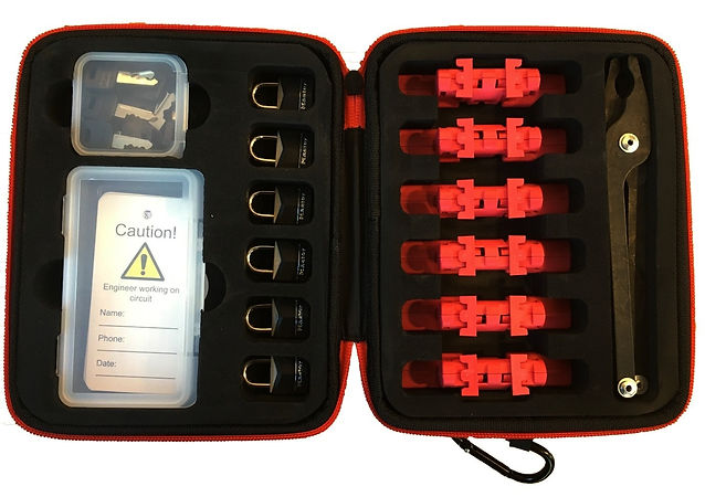 Safety Lock Off Device Kit