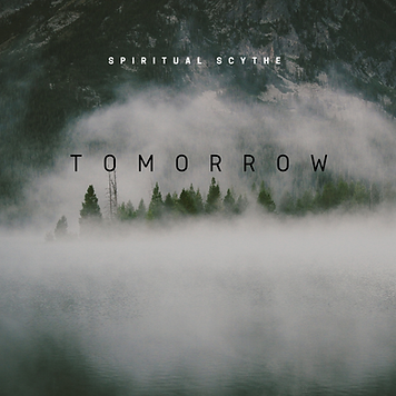 Tomorrow Single - Front Cover Artwork -