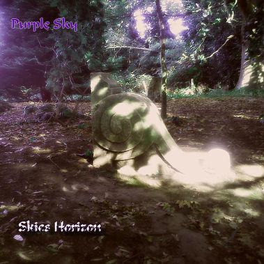 Purple Sky - Skies Horizon