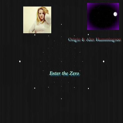 Enter the Zero - Front Cover Artwork 300
