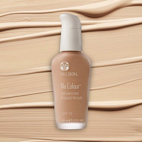 Advanced Liquid Finish Anti-Ageing Foundation with SPF 15