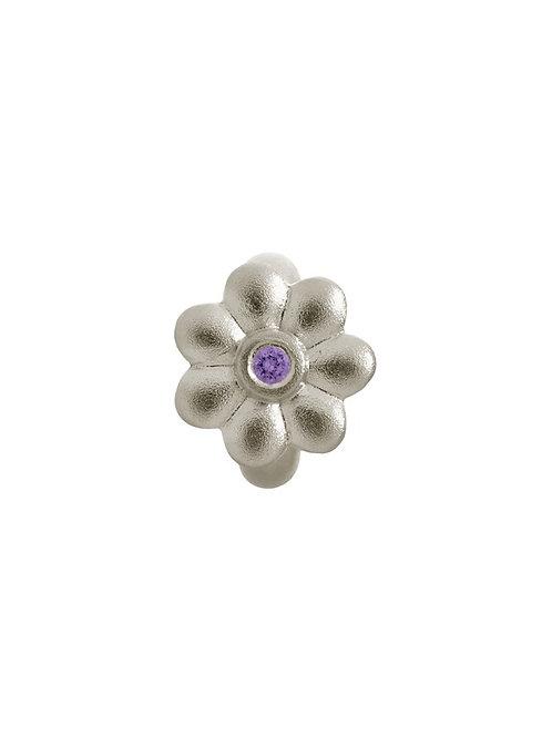 Amethyst Flower Dream Silver