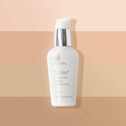 Nu Colour Advanced Tinted Moisturizer SPF 15