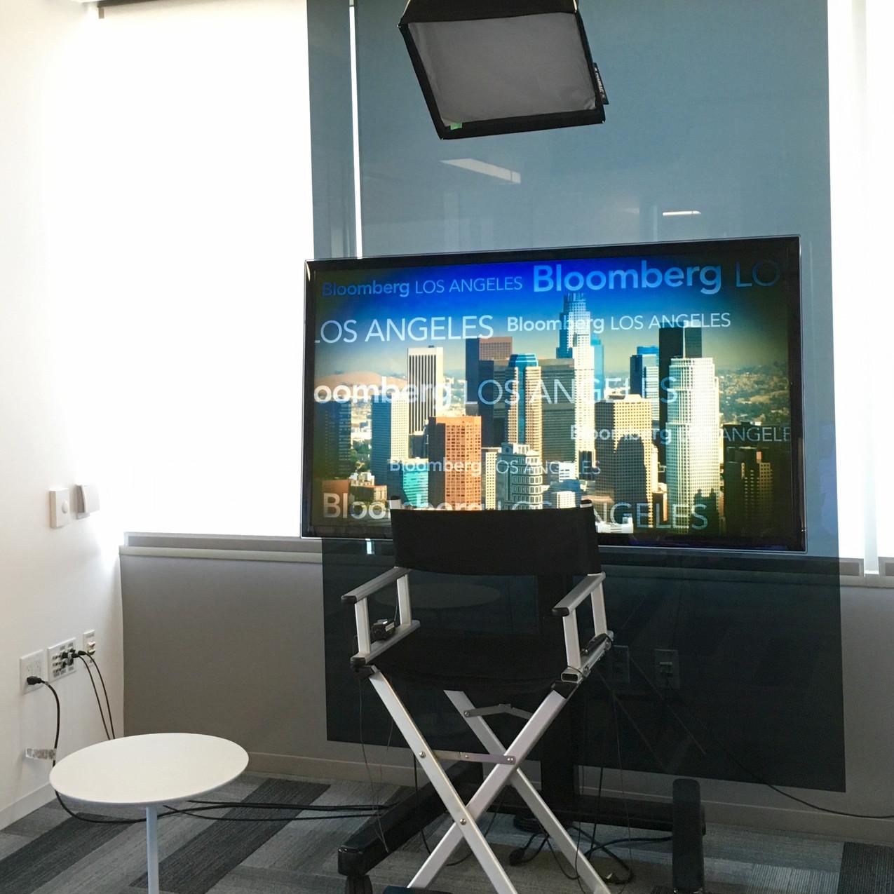 Bloomberg Office Los Angeles