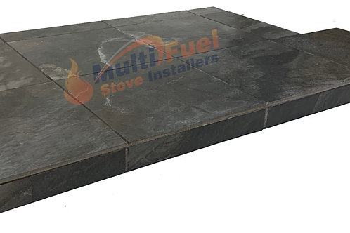 Charcoal Tiled - £100