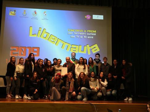 """CONCORSO """"LIBERNAUTA"""" 2019: al Da Collo il premio #Youlike"""