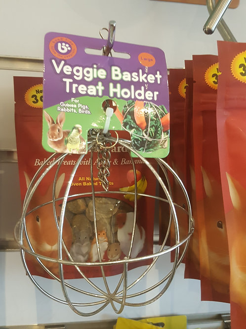 TREAT HOLDER BASKET