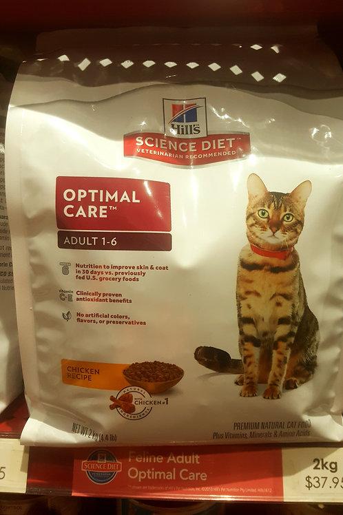 Hills Science Diet Adult Optimal Care
