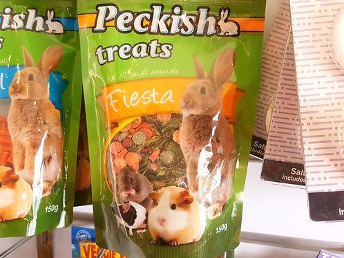 PECKISH TREATS