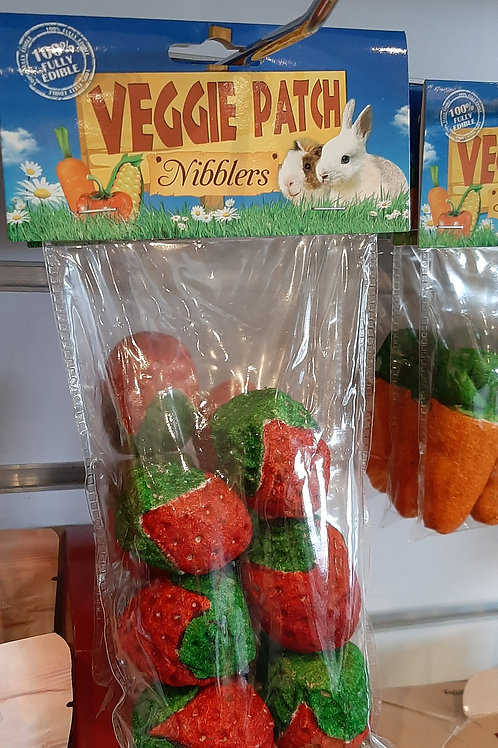 VEGGIE PATCH NIBBLERS