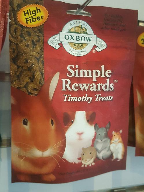 OXBOW TIMOTHY TREATS