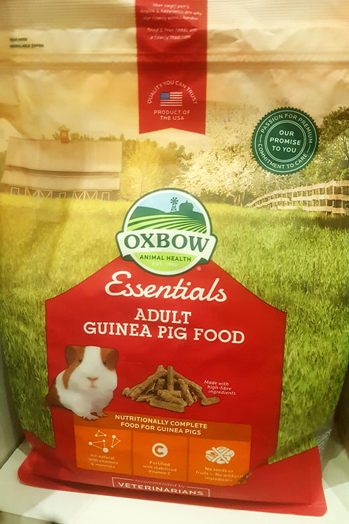 OXBOW ADULT GUINEA PIG PELLETS