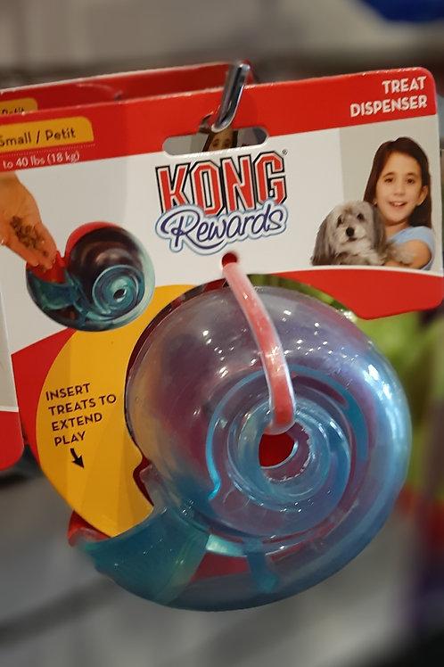 Kong Rewards snail