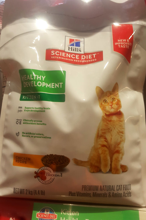 Hills Science Diet Kitten Healthy Development 2kg