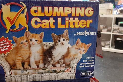 Clumping Litter 8kg