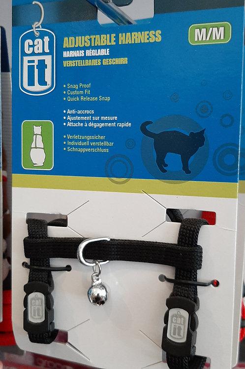 Cat it walking harness