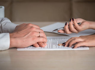 Развод, раздел имущества