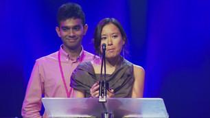 Queerscreen acceptance speech