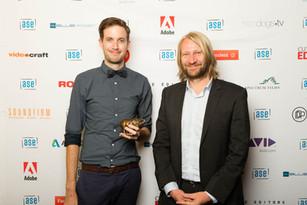Australian Screen Editors' Guild award