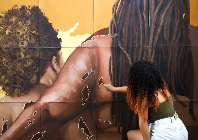 Raysa Painting