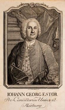 Johann Estor