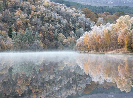 Scottish Landscape Photographer of the Year again.
