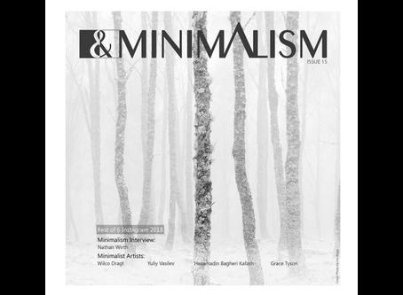 B&W Minimalism magazine
