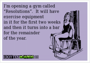 Except mine would be a gym/ice cream shop...