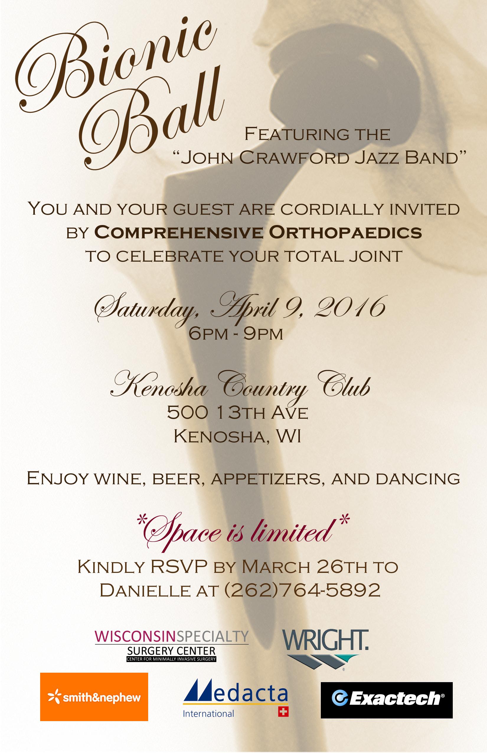 Corporate Event Invitation