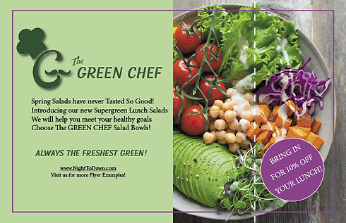 The Green Chef Flyer.png
