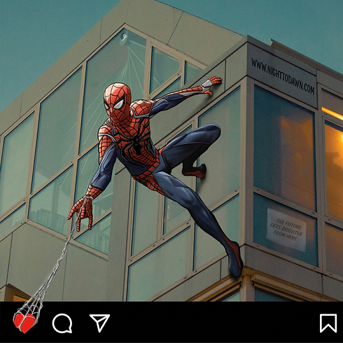 Spiderman Night To Dawn.png