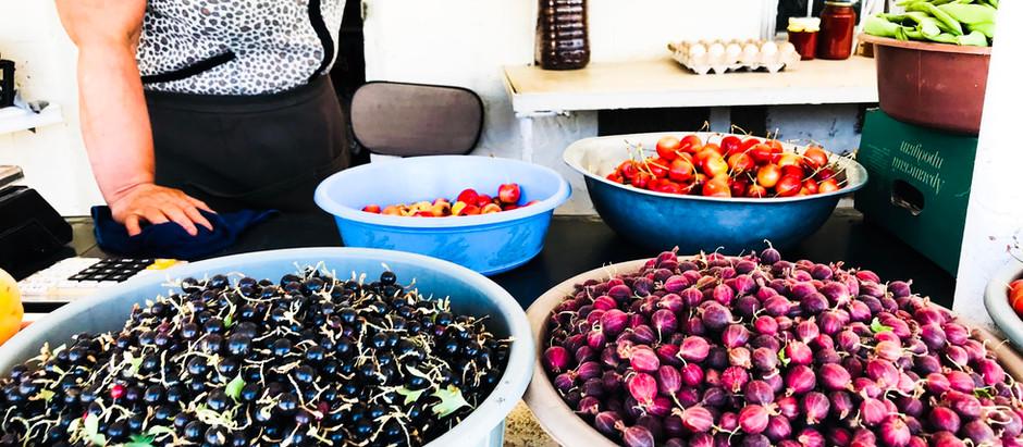 アルメニア料理オンラインイベントのおしらせ