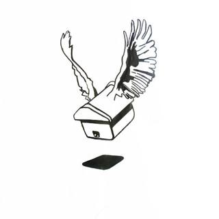 Logo, Kattilakoski Artist in Residence Program. Finland