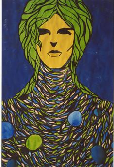 Gypsy Woman #1/ Gitana #1.