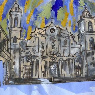 Havana Cathedral/ Catedral de La Habana