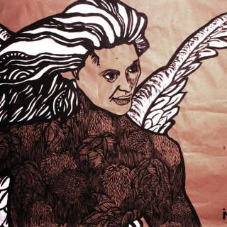 Caribbean angel/ Angel caribeño