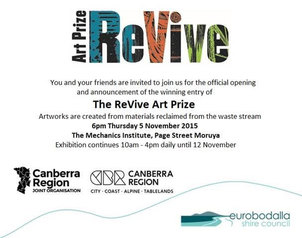 Revive Art Prize