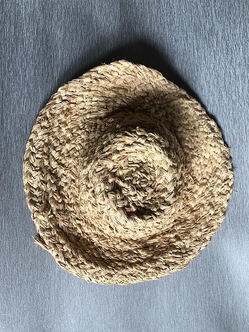 Raffia hats - made to order