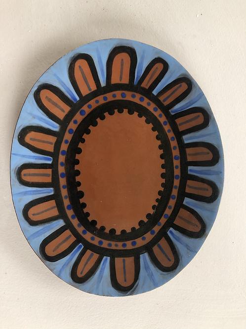 Oval Plate 1