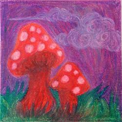 No One Said Fungi Wasn't Cute